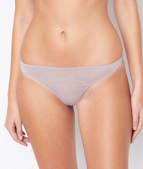 PURE FIT COLOR TANGA