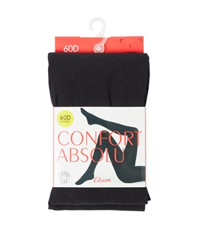 60D CONFORT SEAMLESS - COLLANT