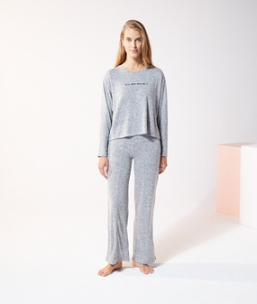 LAAM - TOP ML LOUNGEWEAR